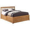 Hazelwood Home Storage Bed Frame