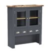 Hazelwood Home Oakham Expressions Display Cabinet