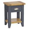 Hazelwood Home Oakham Expressions 1 Drawer Bedside Table