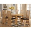 Hazelwood Home Fenny Extendable Dining Table