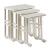 Hazelwood Home 3 Piece Nesting Table Set