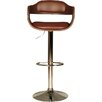 Hazelwood Home Alford Swivel Bar Stool