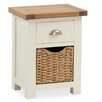 Hazelwood Home Forto 1 Drawer Bedside Table