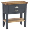 Hazelwood Home Oakham Expressions Console Table