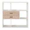 Wildon Home Tararua 104.8cm Bookcase