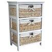 Wildon Home 3 Drawer Cabinet