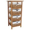 Wildon Home 4 Drawer Cabinet