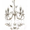 Wildon Home 5 Light Candle Chandelier