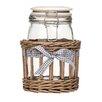 Wildon Home Cosy Bungalow 1L Storage Jar