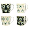 Wildon Home Peyre 4 Piece Mug Set