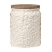 Wildon Home Cream Coffee Canister