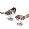Wildon Home 2 Piece Bird Figurine Set