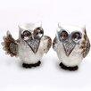 Wildon Home 2 Piece Owl Figurine Set