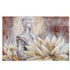 Wildon Home Buddah Art Print Plaque