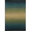 Hispania Alfombras Duero Green Area Rug
