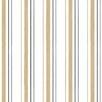 "Norwall Wallcoverings Inc Shades 32.7' x 20.5"" Stripe Wallpaper"