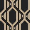 "Norwall Wallcoverings Inc Shades 32.7' x 20.5"" Gatsby Wallpaper"