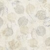 """Norwall Wallcoverings Inc Textures IV 32.7' x 20.5"""" Leaf Texture Wallpaper"""