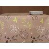 Fleur De Soleil 240 cm W x 160 cm D Rectangular Wipe-clean Tablecloth