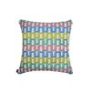MFANO Elite Color Path Indoor/Outdoor Sunbrella Throw Pillow