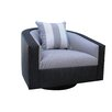 Somers Furniture Swivel Chair with Cushion