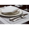 Boutross Fine Linens Hemstitch and Swiss Dots Placemats (Set of 4)