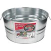 Behrens Galvanized Steel Round Tub