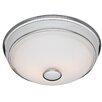 Hunter Home Comfort Riazzi 110 Cfm Bathroom Fan With Light Reviews Wayfair