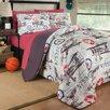 Josh & Posh Kidz Flyboy 3 Piece Comforter Set