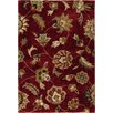 The Conestoga Trading Co. Landyn Rouge London Red Area Rug