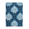 The Conestoga Trading Co. Payette Hand-Tufted Blue Area Rug