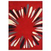 The Conestoga Trading Co. Pedee Hand-Tufted Red Area Rug