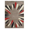 The Conestoga Trading Co. Perrydale Hand-Tufted Gray Area Rug