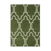 The Conestoga Trading Co. Prineville Hand-Tufted Green Area Rug