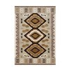 The Conestoga Trading Co. Siltcoos Hand-Tufted Taupe/Brown Area Rug