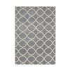 The Conestoga Trading Co. Vale Hand-Tufted Gray/Beige Area Rug