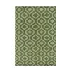 The Conestoga Trading Co. Weatherby Hand-Tufted Green Area Rug
