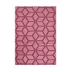 The Conestoga Trading Co. Waldport Hand-Tufted Pink Area Rug