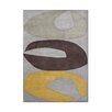 The Conestoga Trading Co. Weston Hand-Tufted Grey/Brown Area Rug