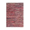 The Conestoga Trading Co. Donnelly Hand-Tufted Ash Rose Area Rug