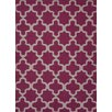 The Conestoga Trading Co. Hand-Woven Pink Area Rug