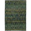 The Conestoga Trading Co. Gypsy Green/Blue Area Rug