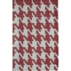 The Conestoga Trading Co. Hand-Tufted Red Area Rug