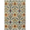 The Conestoga Trading Co. Agave Tribal Ivory/Gray Area Rug