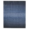 Meridian Rugmakers Magadi Hand-Tufted Blue Area Rug