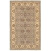 Meridian Rugmakers Shen Hand-Tufted Gray/Beige Area Rug