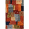 Meridian Rugmakers Bordeaux Hand-Tufted Area Rug