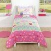 Beco Home Garden Floral Comforter Set