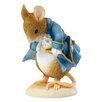 Beatrix Potter Gentleman Mouse Figure