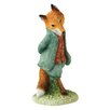 Beatrix Potter Foxt Whiskered Gentleman Figure